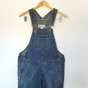 Vintage Old Navy size small bib Jean overalls